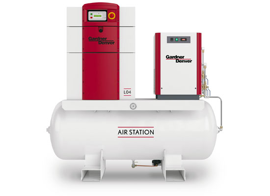 Gardner Denver Apex Compressor